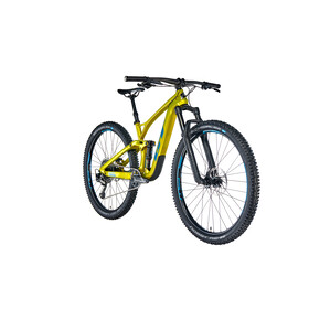 GT Bicycles Sensor Carbon Pro gloss lime gold/mustang teal/cyan